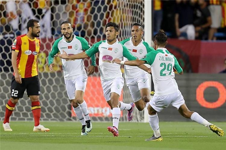 الرجاء الرياضي يتوج ببطولة السوبر الإفريقي وكارتيرون يثأر من الترجي التونسي
