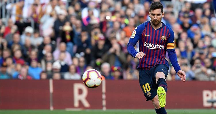 هدف برشلونة الأول لميسي أم لمدافع إسبانيول؟ تقرير حكم المباراة يحسمها