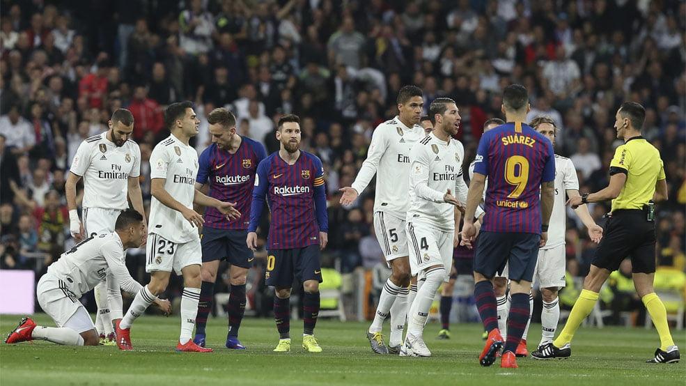 الريال ضد برشلونة.. راموس يورط ريال مدريد أمام بلد الوليد