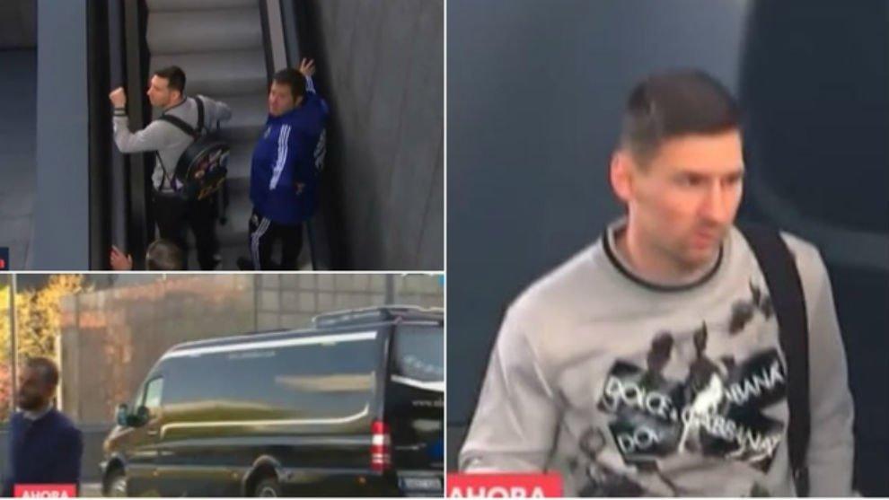عاجل.. ميسي يغادر معسكر الأرجنتين ويعود إلى برشلونة