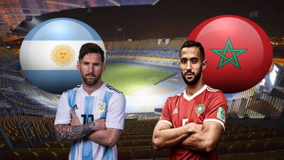 إقبال متواصل على إقتناء تذاكر مباراة المغرب والارجنتين