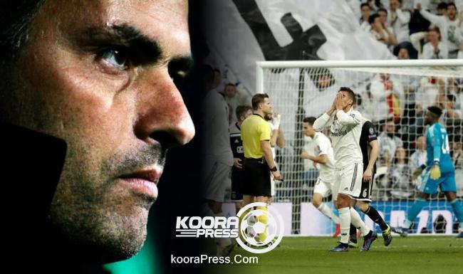 أخبار ريال مدريد اليوم .. مورينيو يطالب برحيل 12 لاعباً لقبول تدريب الملكي