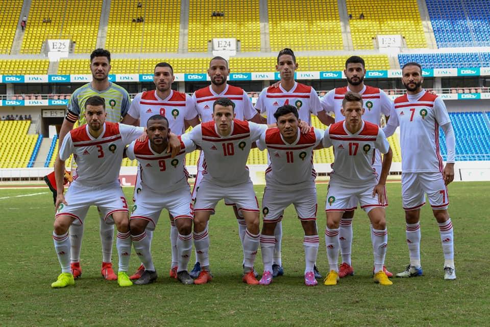 المغرب والارجنتين: ثلاثي الرجاء يغادر معسكر المنتخب المغربي