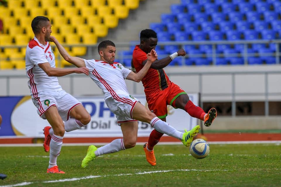 التعادل السلبي يحسم مواجهة المغرب ومالاوي