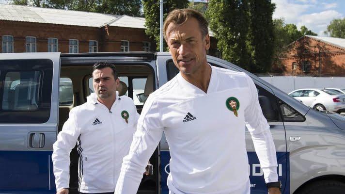 رونار يستدعي مدافع حسنية أكادير لمبارتي مالاوي والأرجنتين