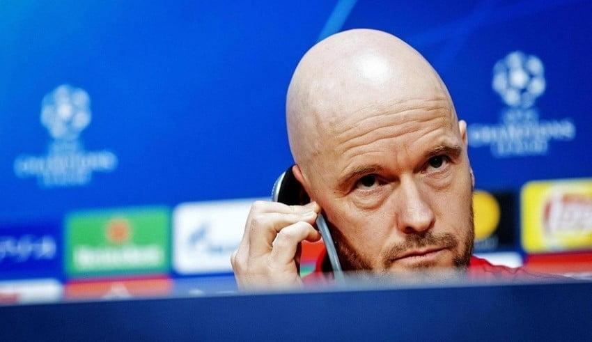 مدرب أياكس: مهمتنا أمام الريال اصبحت صعبة بسبب برشلونة