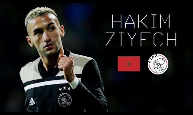 بعد تألقه أمام ريال مدريد.. ارتفاع القيمة السوقية للاعب المنتخب المغربي حكيم زياش