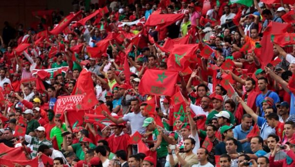 الجماهير المغربية تقاطع مباراة المغرب والأرجنتين