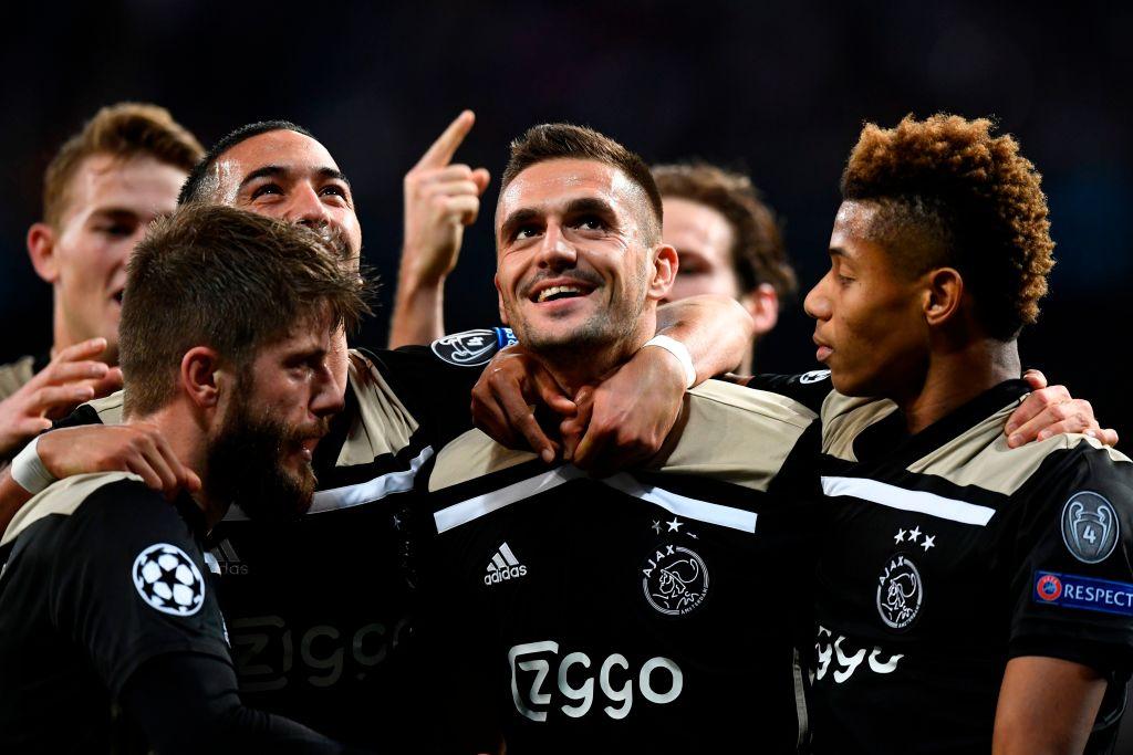 أياكس يصعق ريال مدريد برباعية مذلة ويقصيه من دورى أبطال أوروبا