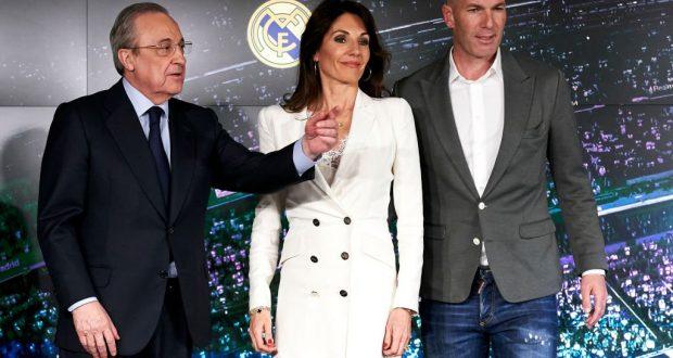 أول أزمة لزيدان بعد عودته لريال مدريد