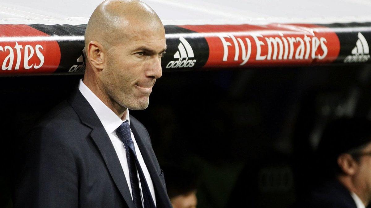 بعد استبعاد كورتوا..حارس عملاق أول طلبات زيدان فى ريال مدريد