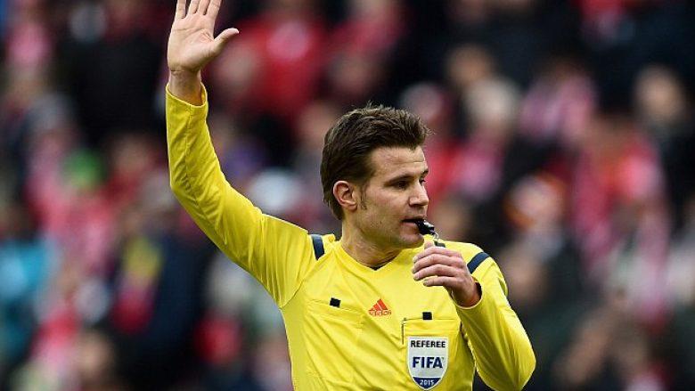 صافرة ألمانية تدير مباراة ريال مدريد ضد أياكس بدوري الأبطال