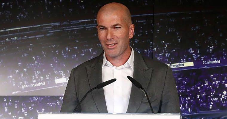 زيدان يكشف سبب العودة لريال مدريد