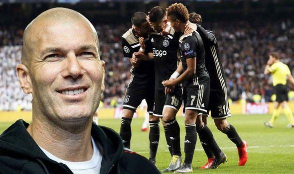 زيدان يرد على امكانية عودته لتدريب ريال مدريد