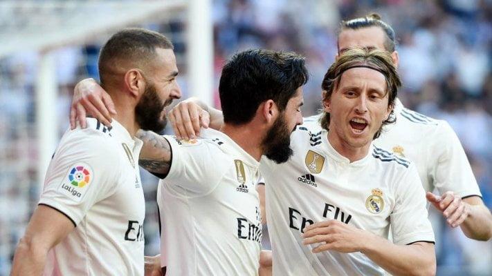 التشكيلة المتوقعة لريال مدريد في مواجهة هويسكا بالدوري الاسباني