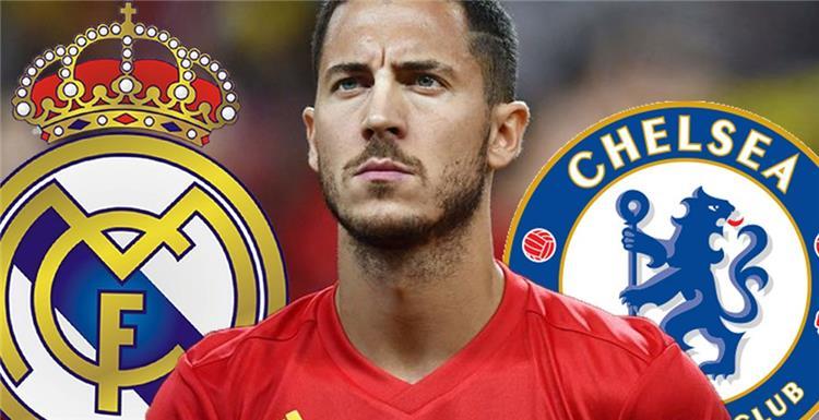 هازارد يهدد تشيلسي بعد رفض عرض ريال مدريد