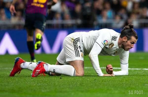 جاريث بيل يحسم مصيره مع ريال مدريد