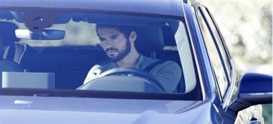 إيسكو يعتذر للاعبي ريال مدريد بعدما وبخه راموس