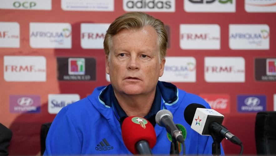 فوزي لقجع يقيل مدرب المنتخب الاولمبي مارك فوت