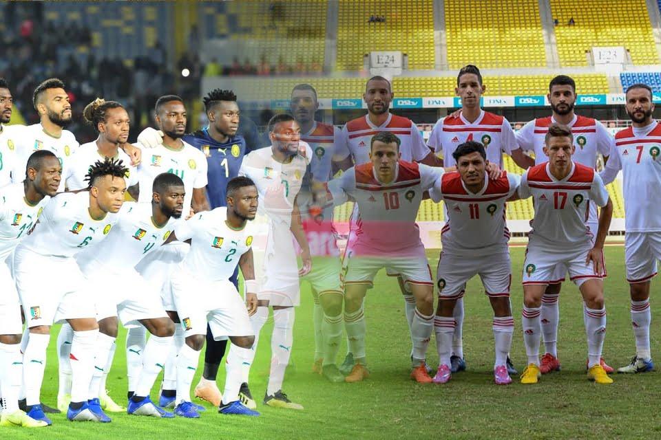 """الترتيب النهائي لمجموعة المغرب بعد مباراة الكاميرون وجزر القمر في آخر إقصائيات """"كان 2019"""""""