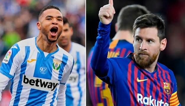 النصيري ينافس ميسي على لقب أفضل لاعب في الشهر بالدوري الإسباني