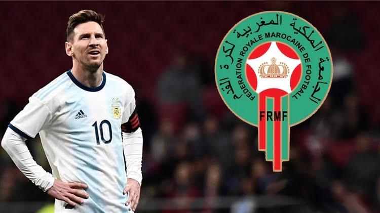 المغرب والارجنتين.. هذا هو المبلغ الذي ستوفره الجامعة بعد غياب ميسي عن المباراة