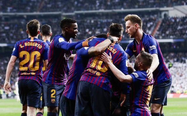 تشكيل برشلونة الرسمي لمواجهة بيتيس بالليجا