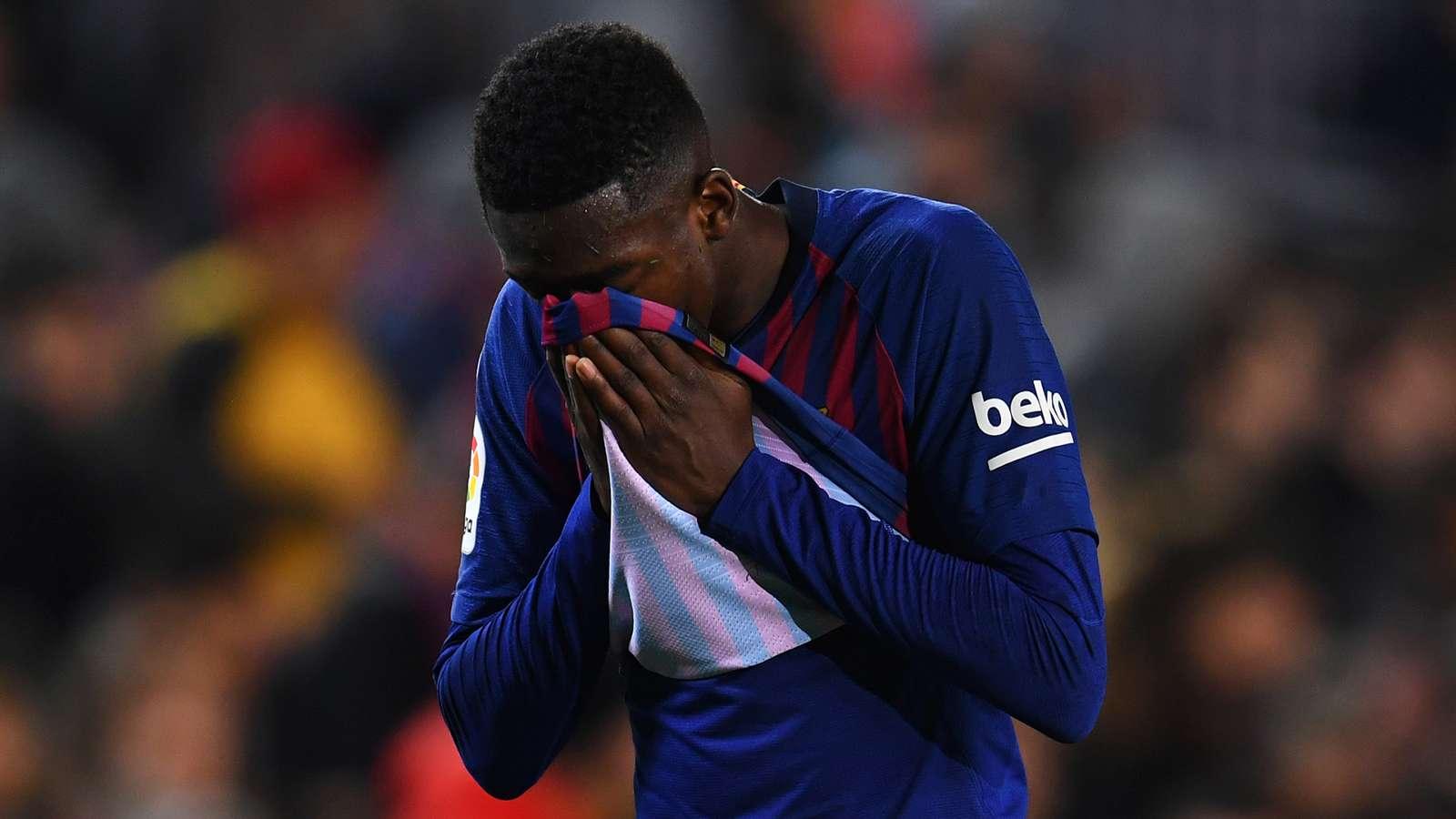 فالفيردي يُقرر استدعاء بديل ديمبيلي لموقعة ريال بيتيس