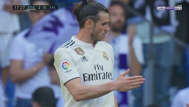 أهداف مباراة الريال ضد سيلتا فيجو 2-0 الدوري الاسباني