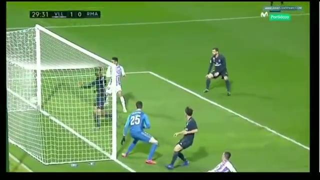 فيديو: هدف محمد أنور الاول لبلد الوليد في مرمى ريال مدريد