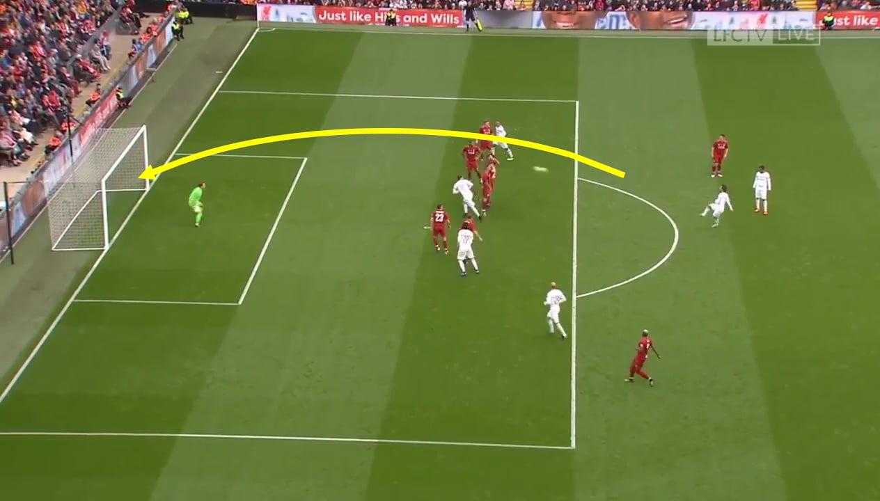هدف بيرلو العالمي اليوم في مباراة أساطير ليفربول ضد أساطير ميلان