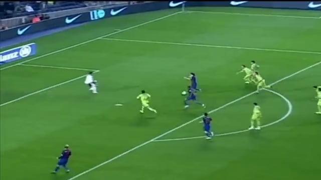 هدف ميسي فى خيتافي يفوز بلقب الأفضل فى تاريخ برشلونة