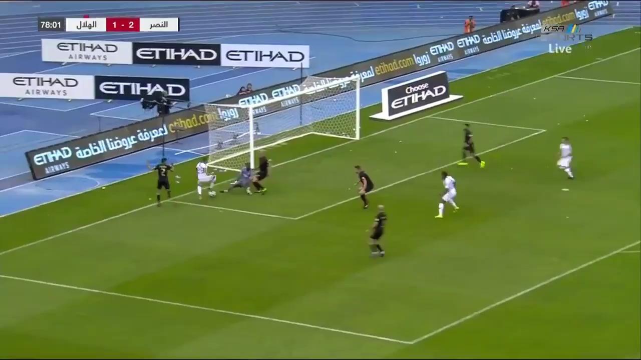 فيديو: هدف سالم الدوسري العالمي في مرمى النصر !