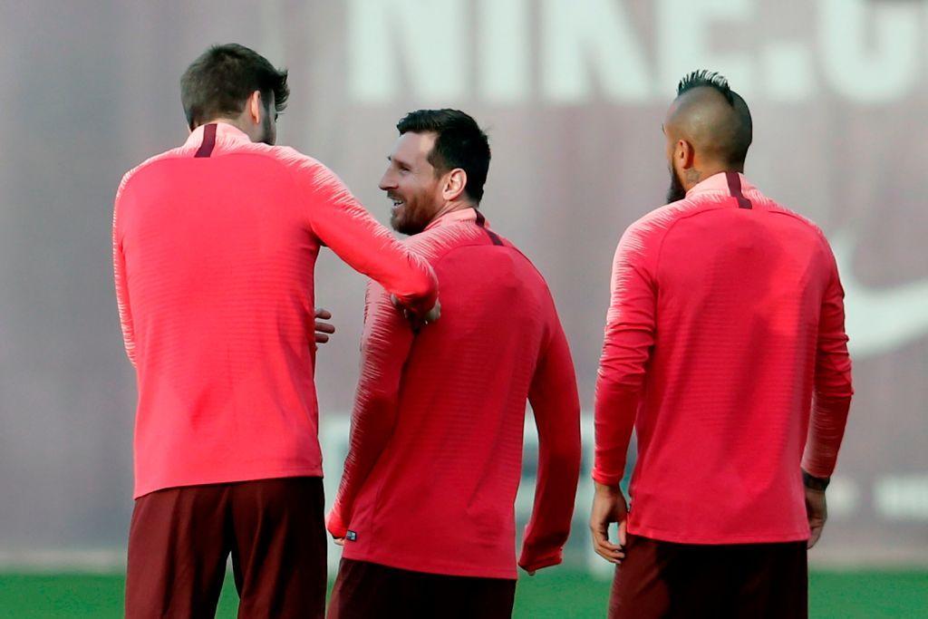 5 غيابات تضرب قائمة برشلونة لمعركة مانشستر يونايتد