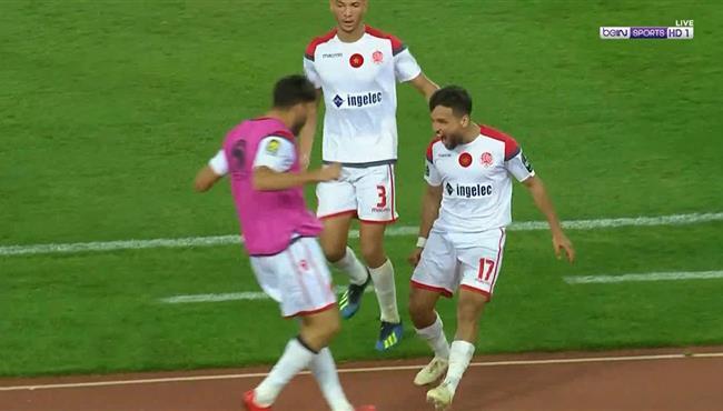 اهداف مباراة الوداد وصن داونز 2-1 نصف نهائي دوري الأبطال