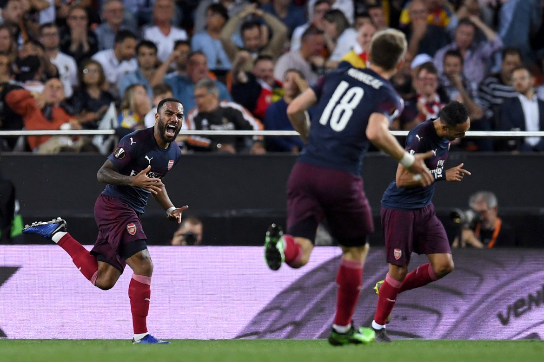 فالنسيا ضد ارسنال.. المدفعجية يضرب برباعية ويتأهل لنهائي الدوري الأوروبي
