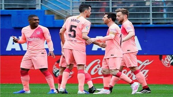 برشلونة يتلقى دفعة قوية قبل موقعة نهائي الكأس