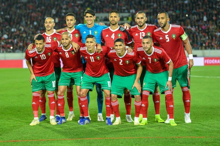 اللائحة الأولية للمنتخب الوطني المغربي لنهائيات كأس أمم افريقيا 2019