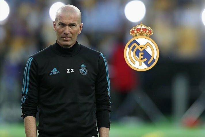 زيدان يتخذ قراره بشأن لاعبه المغربي