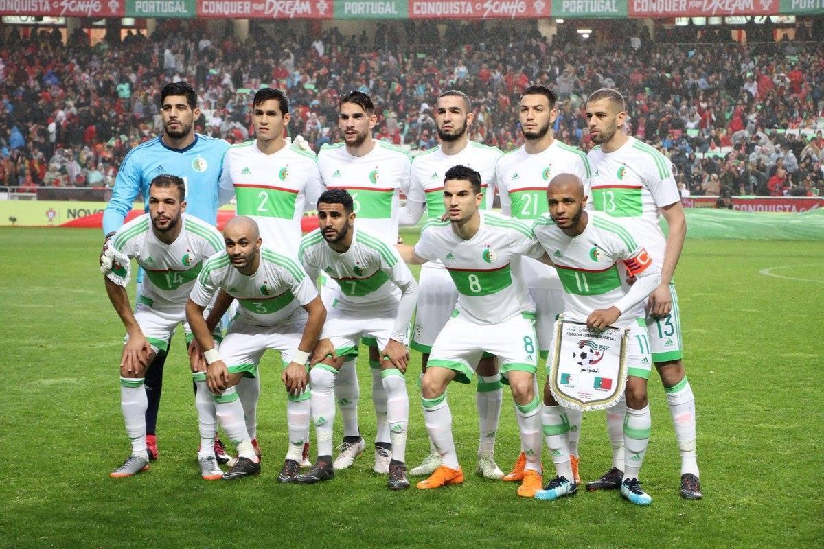 مدرب منتخب الجزائر يكشف عن قائمة 23 لاعبا لنهائيات كأس أمم أفريقيا 2019