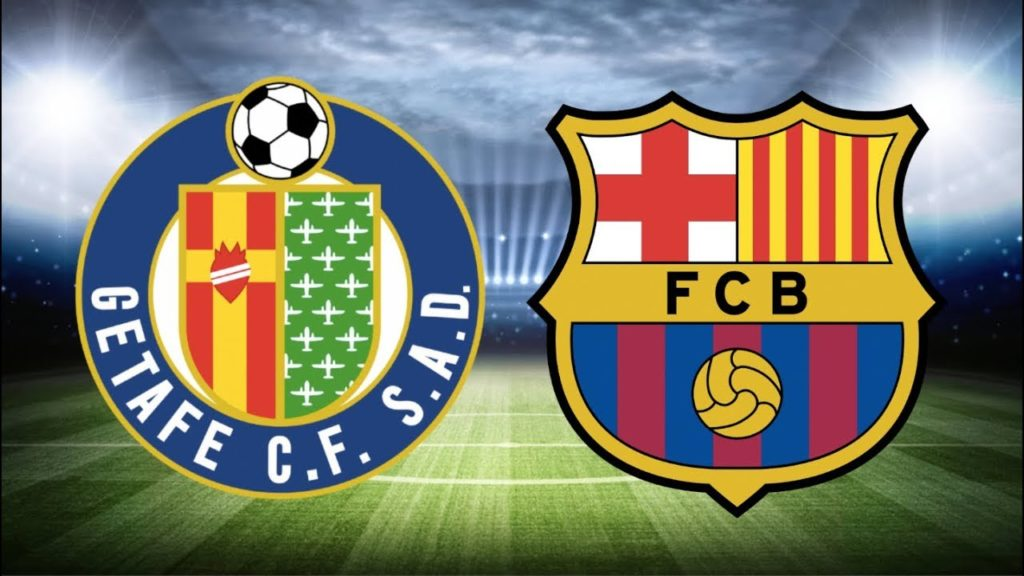 مشاهدة مباراة برشلونة وخيتافي بث مباشر ميسي 12-05-2019 الليجا