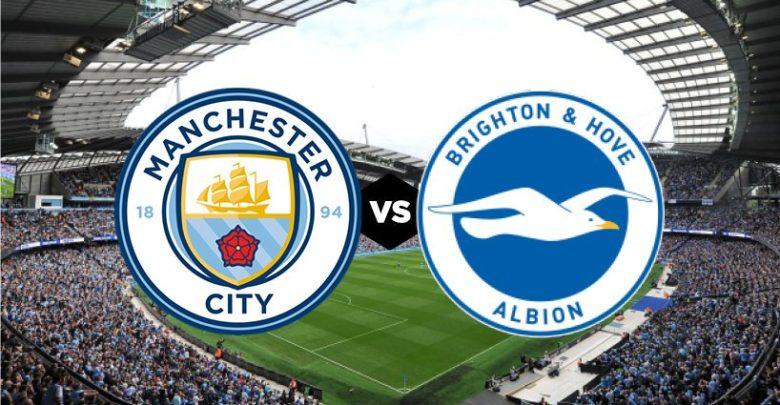 مشاهدة مباراة مانشستر سيتي وبرايتون بث مباشر 12-05-2019 اليوم