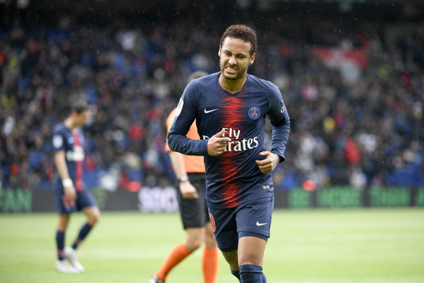نايمار يلعب رسميا آخر مبارياته مع باريس سان جيرمان في أونجي