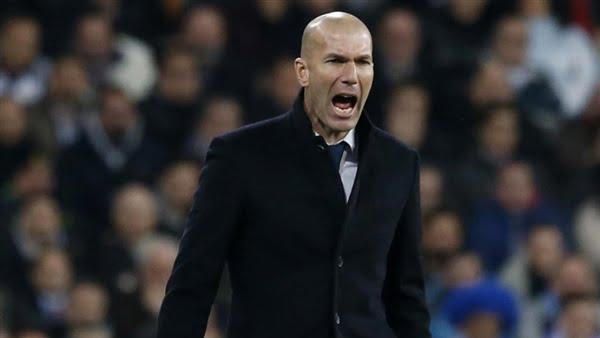 أزمة عنيفة بين زيدان وإدارة ريال مدريد