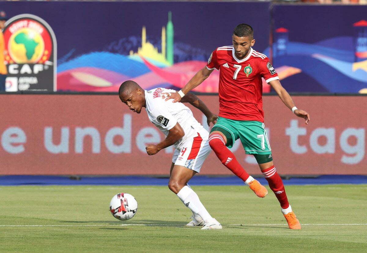 تنقيط و تقييم أداء لاعبي منتخب المغرب أمام ناميبيا