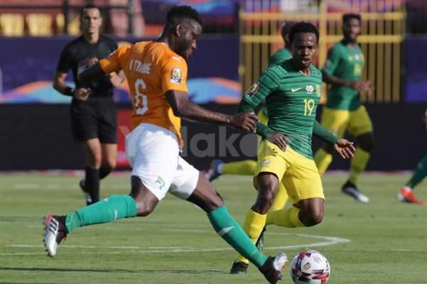 مهاجم منتخب جنوب إفريقيا يخرج بتصريح مثير قبل مواجهة المغرب