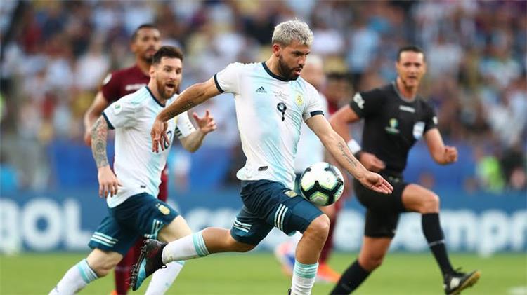 الأرجنتين تتخطى فنزويلا بثنائية وتتأهل لملاقاة البرازيل في نصف نهائي كوبا أمريكا