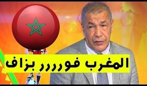 الاعلام الجزائري : المنتخب المغربي إلى حد الآن هو الأقوى في افريقيا !!!