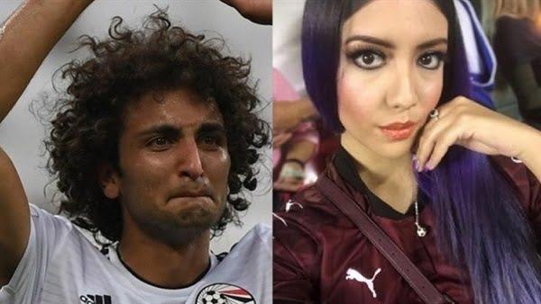الفتاة المكسيكية تفجر مفاجأة عن علاقتها بعمرو وردة