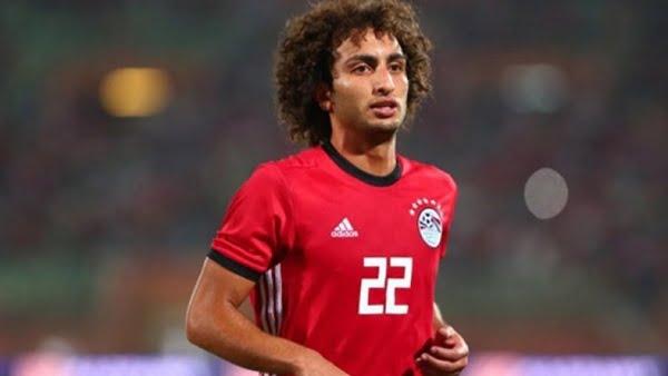 عمرو وردة يتحدى الاتحاد المصري ويرفض الرحيل عن معسكر منتخب الفراعنة